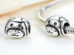 Pup Face Charm