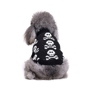 Skull and Crossbones Sweater
