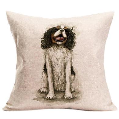 Happy Pup Pillowcase