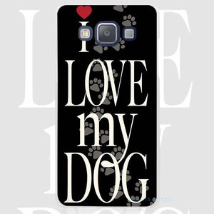 I love my Beagle Phone Case Samsung Galaxy