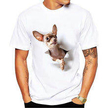 Chihuahua Break Out 3D T-shirt