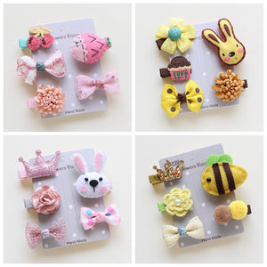 Creatures and Bows 5pc sets