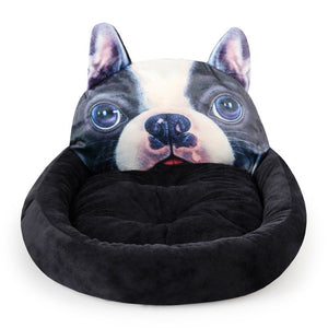 3D Cartoon Bed For Dogs or Cats