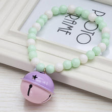 Handmade Cat Dogs Necklace Princess Dog Grooming Necklaces Pearl Dogs Accessories for Dog Pet Products Puppy Jewelry Chihuahua