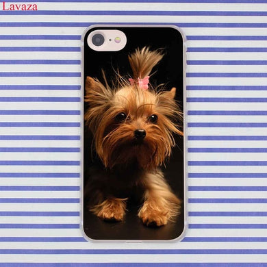 Yorkshire Terrier Hard Phone Case