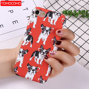 French Bulldog Hard iPhone Case