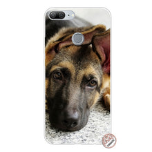 German Shepherd Soft Silicone Phone Case for Huawei