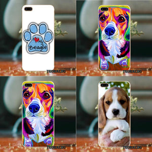 I Love My Beagle iPhone and LG Cases