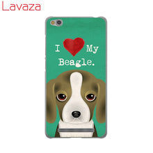 Beagle Hard Phone Case for Xiaomi