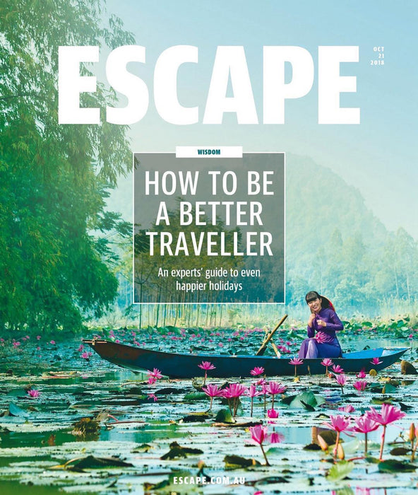 Escape Travel - Feature
