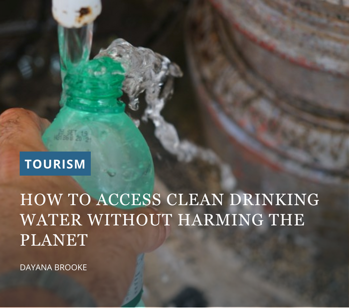 Travel Weekly AU - How to choose a reusable water for travelling?