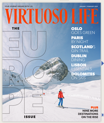 Virtuoso Life Magazine January 2019