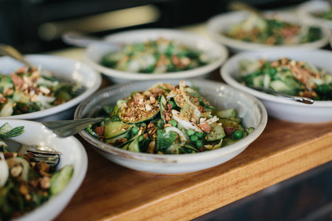 The Farm Byron Bay is a great example of paddock to plate dining