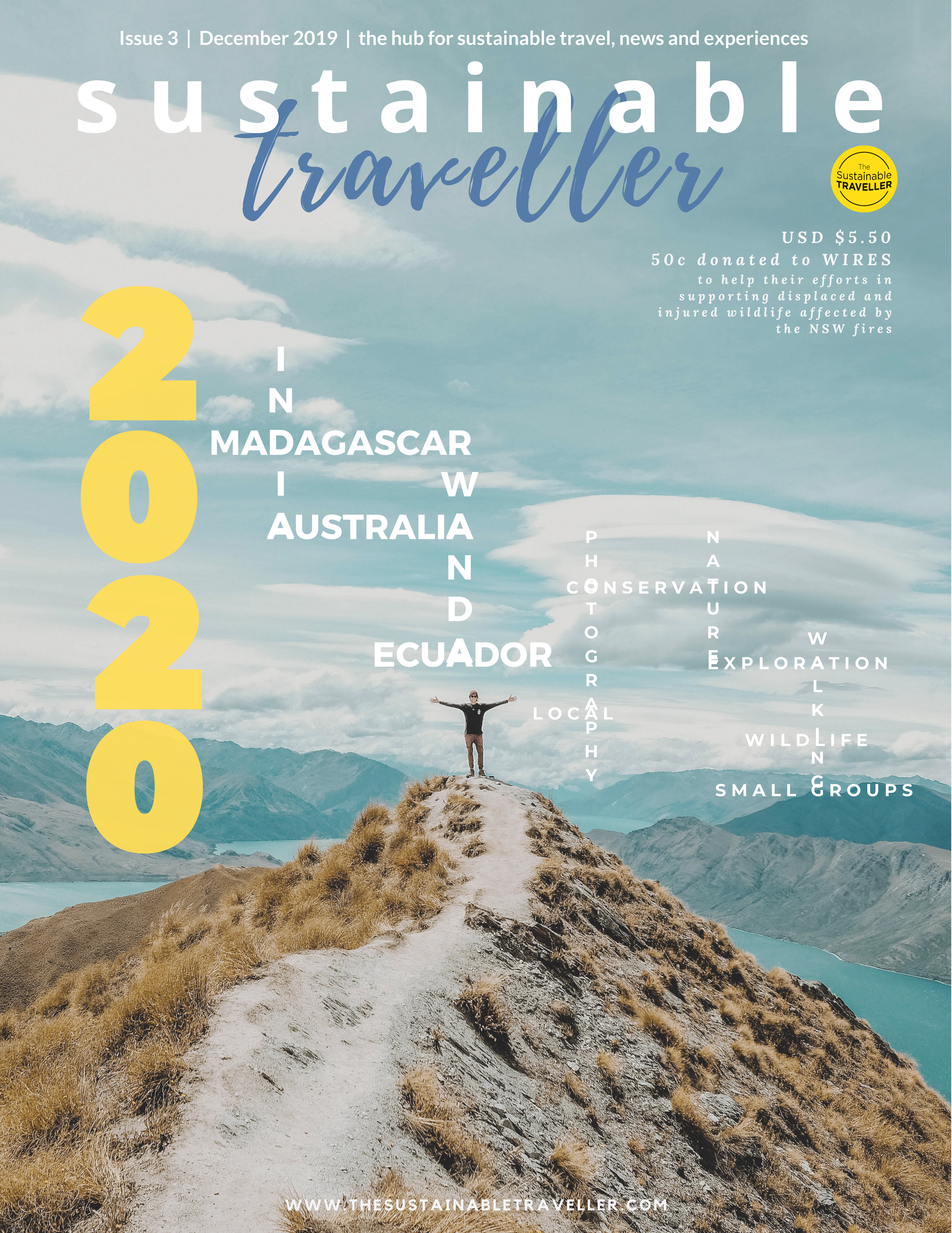 The Sustainable Traveller Magazine | Issue 03 | December 2019