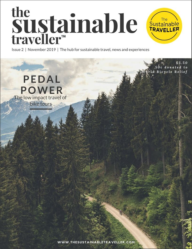 The Sustainable Traveller Magazine | Issue 02 | November 2019