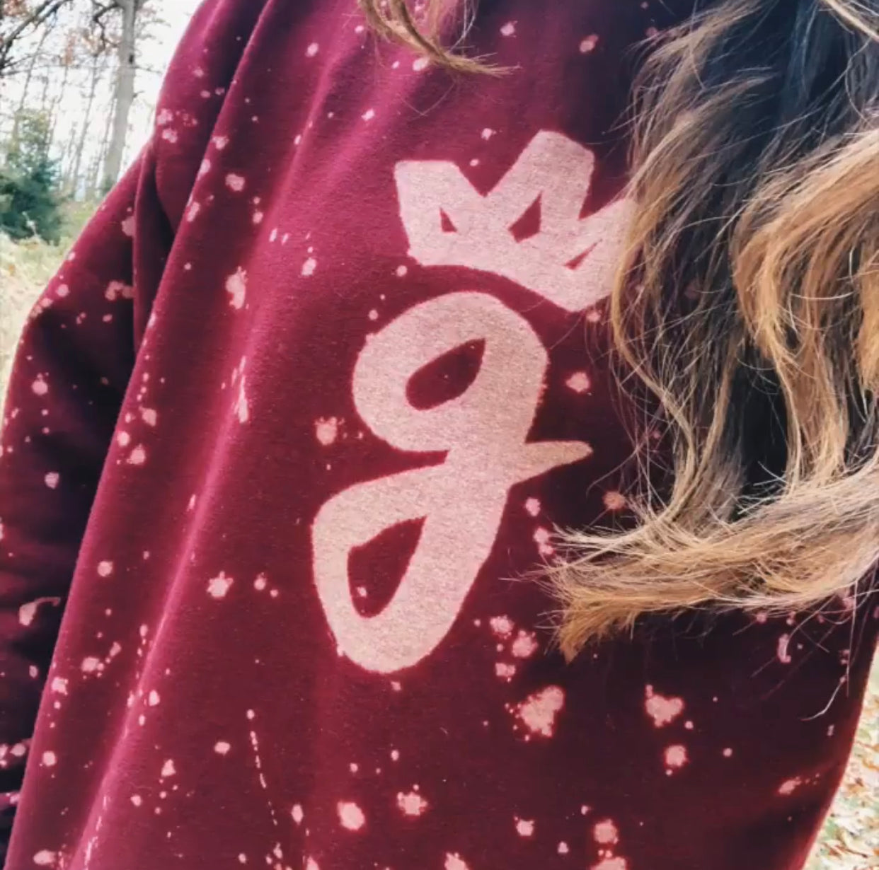 Cozy G-Crown Sweatshirt