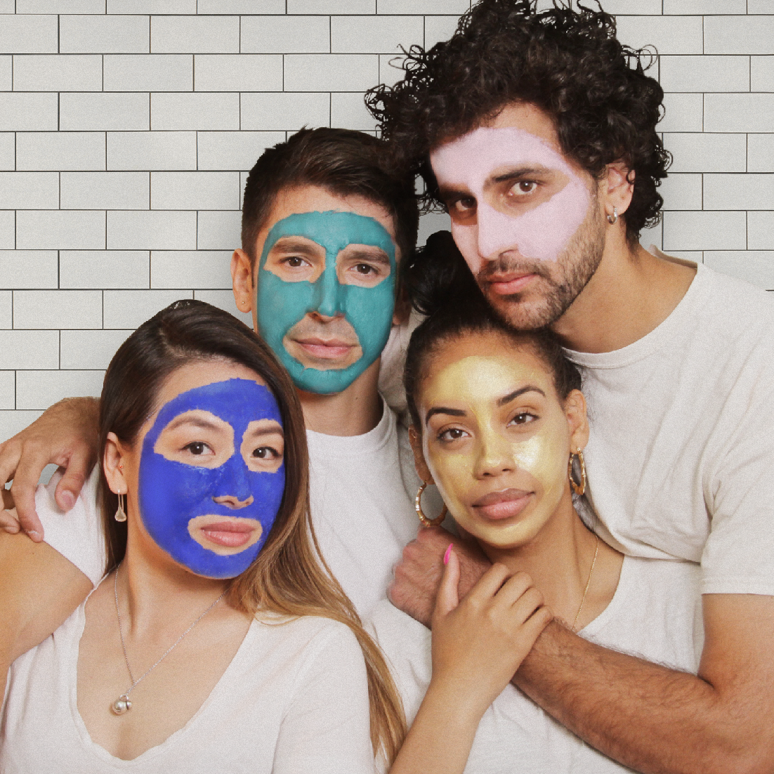 MIXTAPE FACE MASK SET (2 PACK) | Give 2 Mixtapes (Name each one)