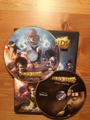 Black Sands Animation DVD