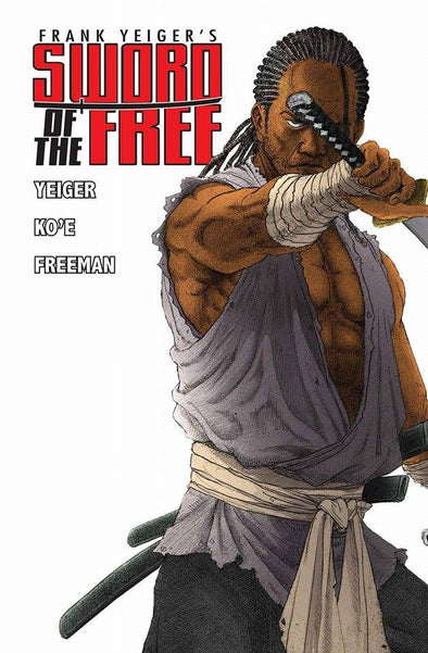 [Exclusive] Sword of the Free - YA Comics