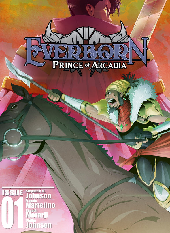 [NEW] Everborn - Wartime Manga Series