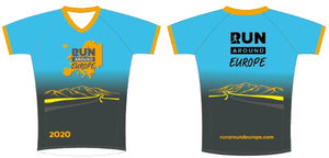 2020 Members Shirt - Run around Europe