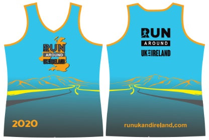 2020 Members Vest - Run UK and Ireland