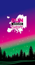 BUFF - Run around Europe