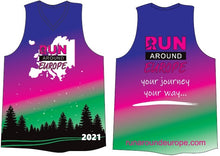 2021 Members Vest - Run around Europe