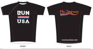 Member's T-shirt - Run Around USA