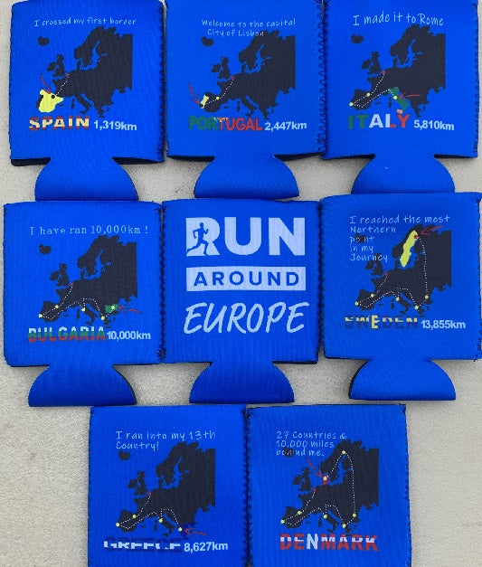 Mementos Pack - Run Around Europe