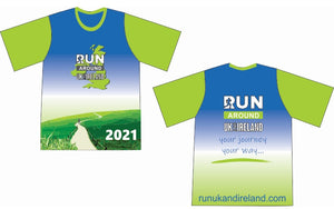 2021 Members Shirt - Run UK and Ireland