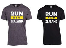 T-shirt range - Run New Zealand