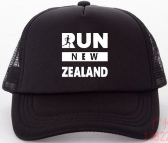 Trucker Cap - Run New Zealand