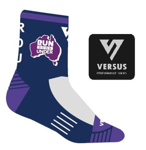 Versus Performance Socks - Run Down Under