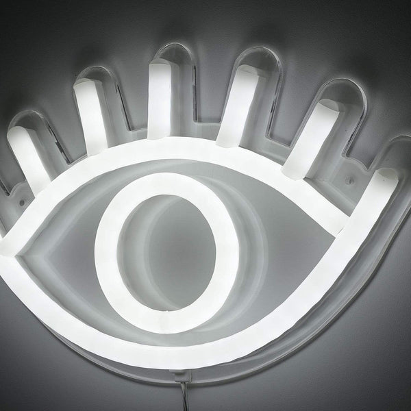 Eye LED Neon Wall Light - Amped & Co®