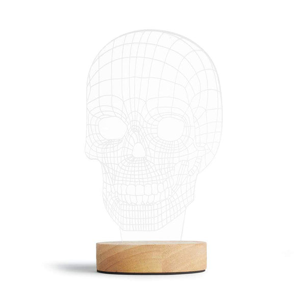 Skull 3D Illusion Light - Amped & Co®