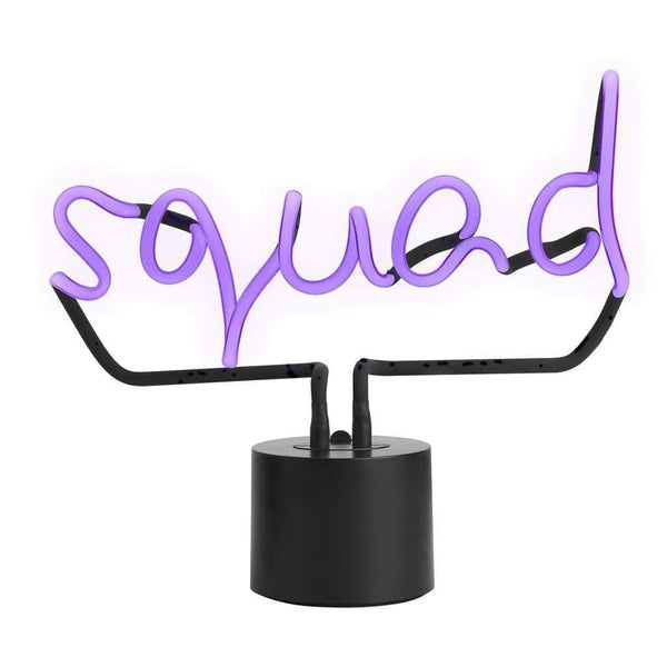 Squad Neon Desk Light - Amped & Co®