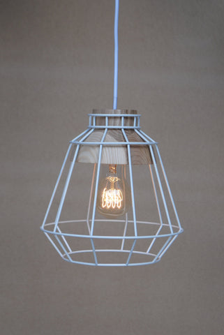 Glass Lantern Medium