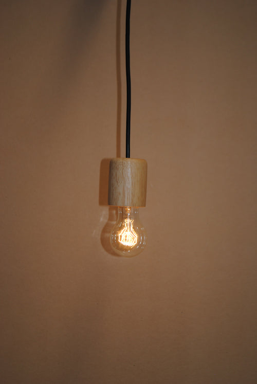 Drop Pendant | Timber