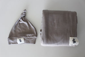 SWADDLE & BEANIE SETS