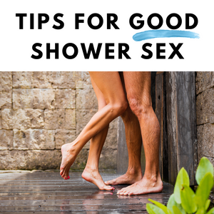 Tips for Good Shower Sex