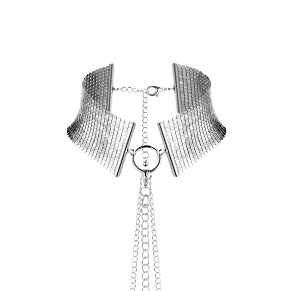 Desir Metallique Collar in Silver