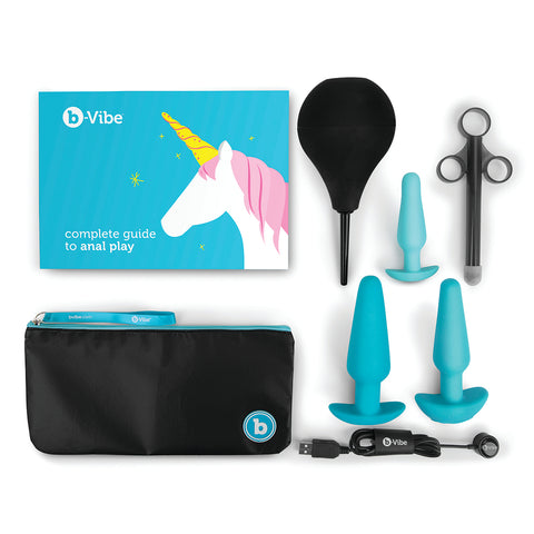 Anal Training Set by B-Vibe