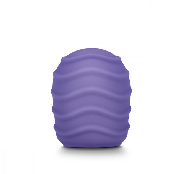Le Wand Petite Silicone Covers 2-pack purple