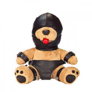Bondage Bearz - Gary Bear Ball Gag