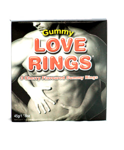 Gummy Love Rings Gift
