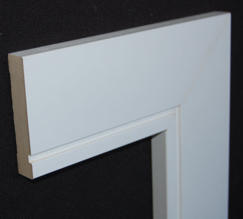 "3-1/2"" x 3/4"" MDF West End Casing"