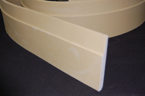 "5-1/2"" x 5/8"" Polyurethane Contemporary Base Flexible Moulding"