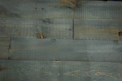 "7-1/2"" x 3/4"" x 8FT Blue Shadow Barn board"