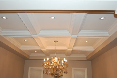 Oxford Coffered Beam Ceilings